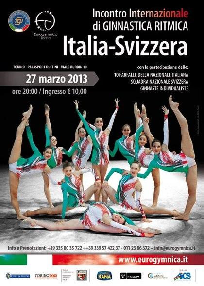 Italia - Svizzera  Incontro Internazionale di GR